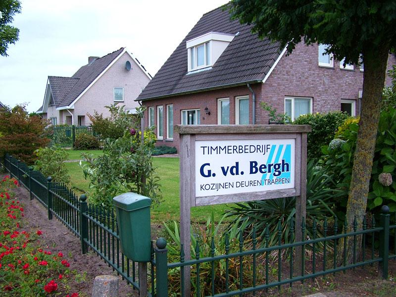 Timmerbedrijf van den Bergh