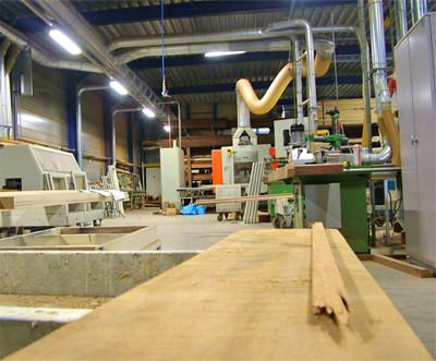 Timmerbedrijf Beek en Donk